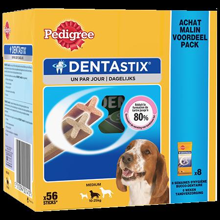 Bâtonnets à mâcher Dentastix™ x56 pour moyen chien