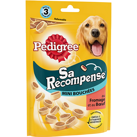 Récompenses Pedigree®