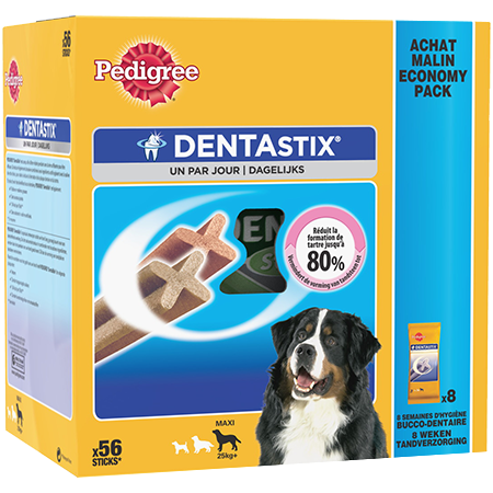 Bâtonnets à mâcher Dentastix™ x56 pour grand chien