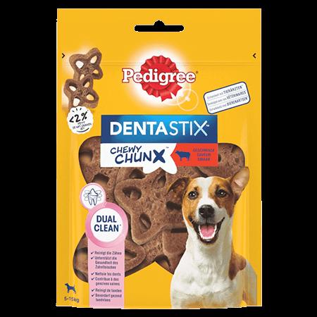 PEDIGREE® Dentastix™ Chewy Chunx 5-15kg saveur boeuf