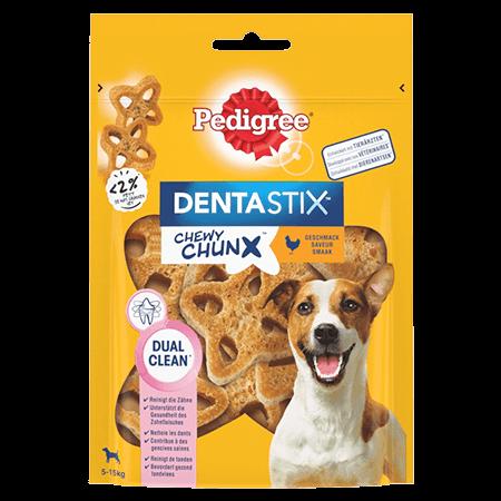 PEDIGREE® Dentastix™ Chewy Chunx 5-15kg saveur poulet
