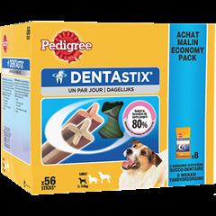 Pedigree DENTASTIX™ multipack Pour Petits Chiens 56 sticks