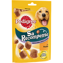Pedigree SA RECOMPENSE Bouchees Moelleuses Poulet 130g