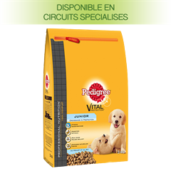 Pedigree PROFESSIONAL NUTRITION Croquettes Croissance et Protection pour chien junior 3 Kg
