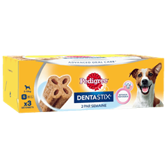 Bâtonnets à mâcher DentaStix™ Advanced Oral Care pour petit chien
