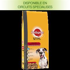 Croquettes Professional nutrition au bœuf 15kg grand chien