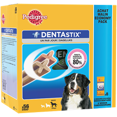 Pedigree DENTASTIX™ multipack Pour Grands Chiens 56 sticks