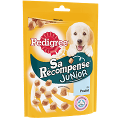 Pedigree Sa RECOMPENSE Junior Bouchées Moelleuses 125g