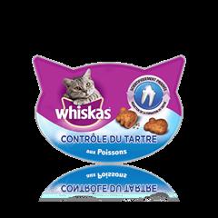 Friandises WHISKAS<sup>&reg;</sup> Contrôle du Tartre