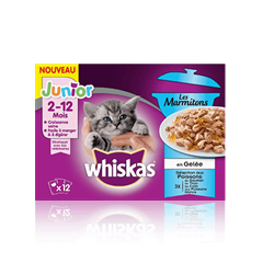 WHISKAS® Les Marmitons Junior