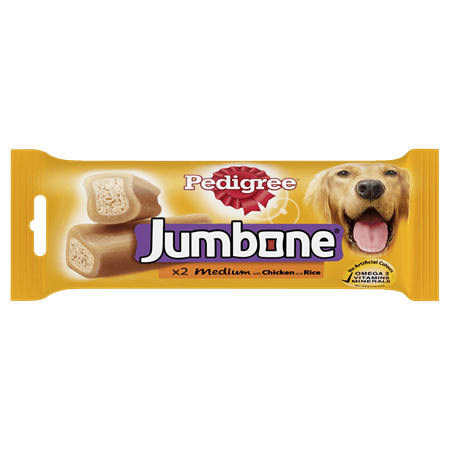 PEDIGREE® Jumbone<sup>®</sup> Medium With Chicken and Rice