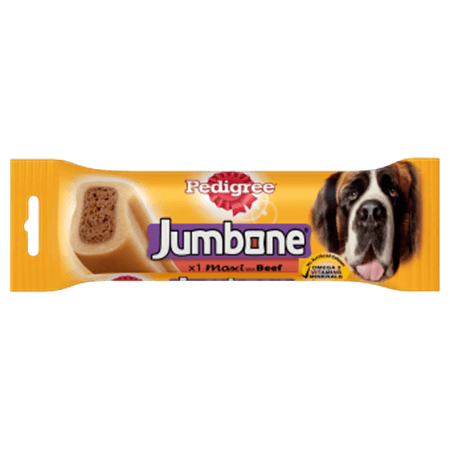 PEDIGREE® Jumbone<sup>®</sup> Large With Beef