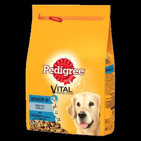 PEDIGREE® Senior Complete Dry With Chicken