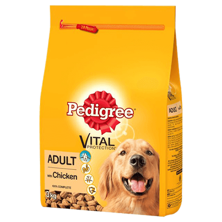 PEDIGREE® Complete Dry With Chicken