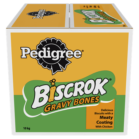 PEDIGREE® Biscrok<sup>®</sup> Gravy Bones With Chicken