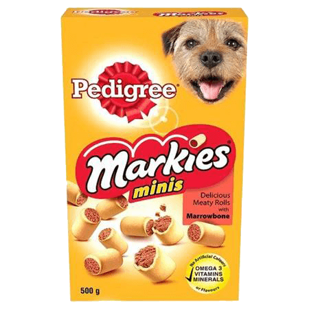 PEDIGREE® Markies<sup>®</sup> Minis With Marrowbone