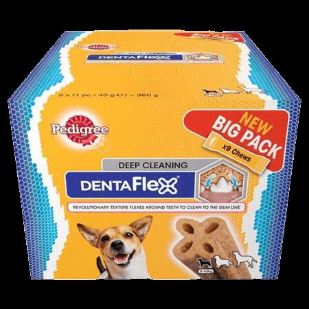 PEDIGREE® Dentaflex<sup>®</sup> - Small