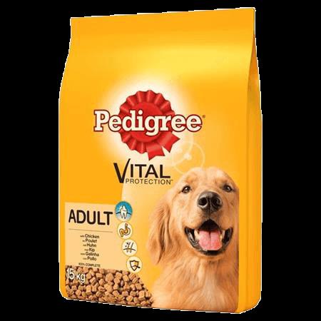 Pedigree Dry Dog Food   Complete Dry With Chicken   Pedigree®