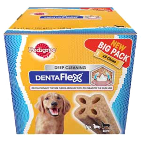 PEDIGREE® Dentaflex<sup>®</sup> Large