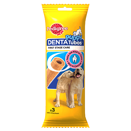 PEDIGREE® Denta Tubos