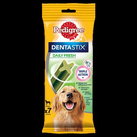 PEDIGREE® Dentastix<sup>®</sup> Fresh Large