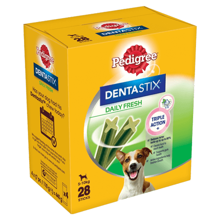 PEDIGREE® Dentastix<sup>®</sup> Fresh Small 28x
