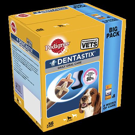 PEDIGREE® Dentastix<sup>®</sup> Medium
