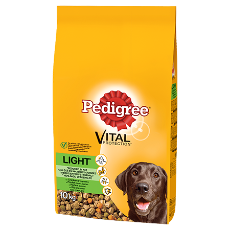 PEDIGREE® Light Dog Complete Dry with Chicken and Vegetable
