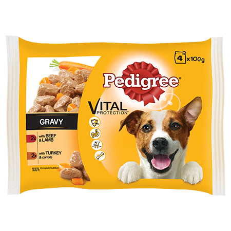 PEDIGREE® Puppy Medium Dog Complete Dry With Chicken and Rice