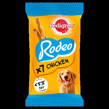 PEDIGREE® Rodeo™ Chicken 123g