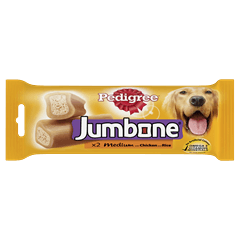 Pedigree Jumbone<sup>®</sup> Medium With Chicken and Rice