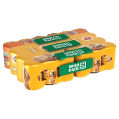 PEDIGREE Tins Mixed Selection in Jelly