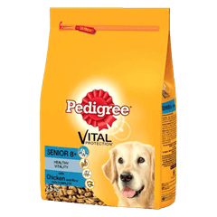 Pedigree Senior Complete Dry With Chicken