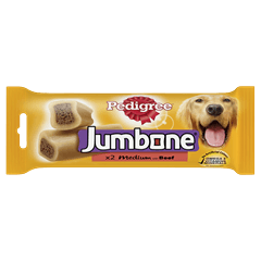 PEDIGREE® Jumbone<sup>®</sup> Medium With Beef