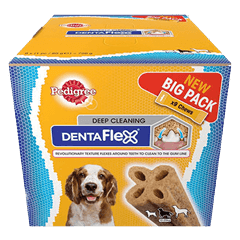 PEDIGREE Dentaflex® Medium