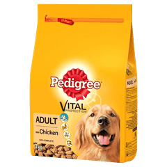 Pedigree Complete Dry With Chicken