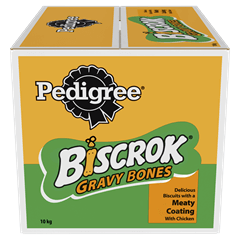Pedigree Biscrok<sup>®</sup> Gravy Bones With Chicken