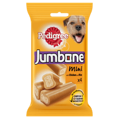 Pedigree Jumbone<sup>®</sup> Mini With Chicken and Rice