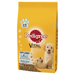 Pedigree Puppy - Medium Dog Dry food With Chicken and Rice