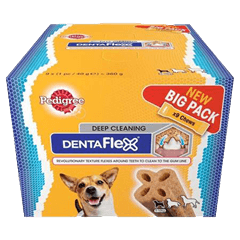 PEDIGREE Dentaflex® - Small
