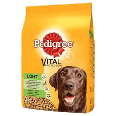 Pedigree Light Complete Dry With Chicken