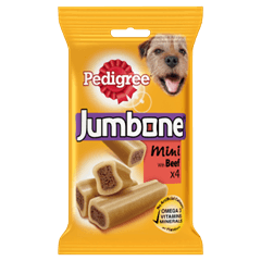 PEDIGREE Jumbone® Mini With Beef