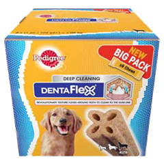 Pedigree Dentaflex<sup>®</sup> Large