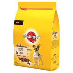 PEDIGREE® Small Dog Complete Dry with Chicken and Vegetables