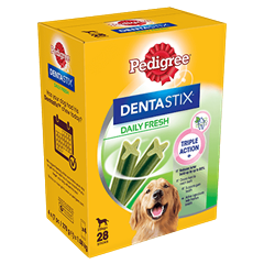 Pedigree Dentastix<sup>®</sup> Fresh Large