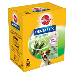 PEDIGREE® Dentastix<sup>®</sup> Fresh Small