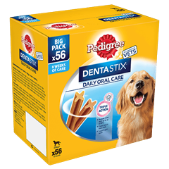 PEDIGREE® Dentastix<sup>®</sup> Large 56x