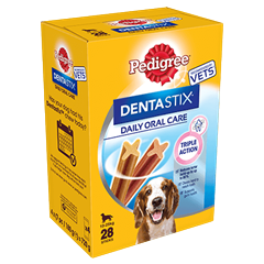 Pedigree Dentastix<sup>®</sup> Medium 28x