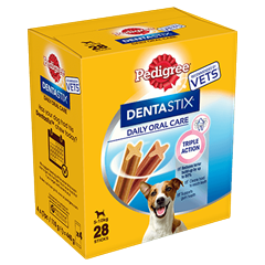 PEDIGREE® Dentastix<sup>®</sup> Small 28x