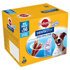 PEDIGREE® Dentastix<sup>®</sup> Small